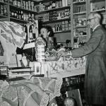 Julskyltning 1955