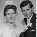 Doris o Göte Löf