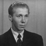 """""""Mickels"""" Gösta Olsson"""