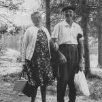 Brita Engkvist och Erik Lind