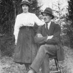 Anna & Gerhard Östlin, Östansjö