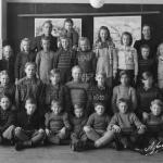 Östansjö storskolan 1947