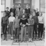 Klass 7 i Bogården