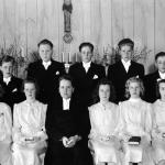 Konfirmation Nordsjö kapell