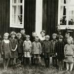 Skolkort ev. Nordsjö skola