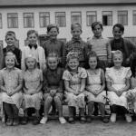 Bogårdens skola ca 1950