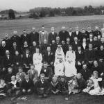 Bröllop Bogården 1901