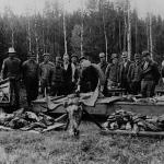 Älgjakt Änga-Nybo 1942