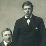 Olle Törnell o Anton Bergfelt