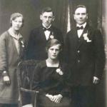 Ingrid (från Per-Ols) & Per Andersson, Linnea & Per Olsson från Per-Ols