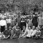 Nordsjö småskola 1928
