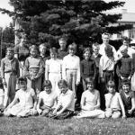 skolkort Bogården1962