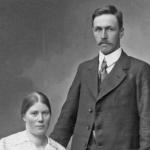Per Olsson och Marta Hansson